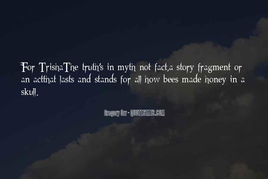 Honey's Quotes #191328