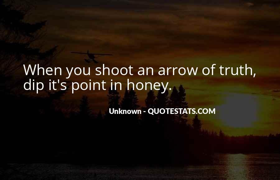 Honey's Quotes #255992