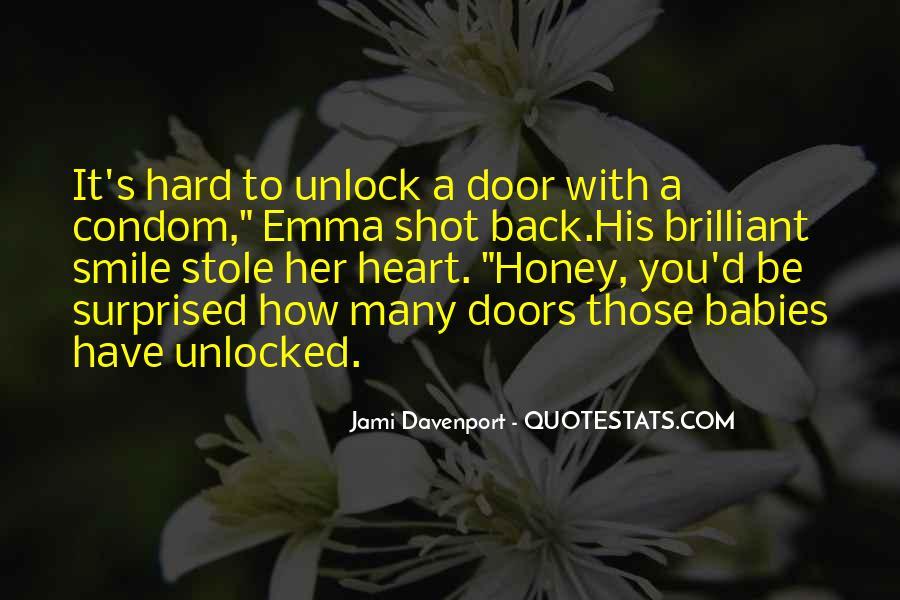 Honey's Quotes #317585