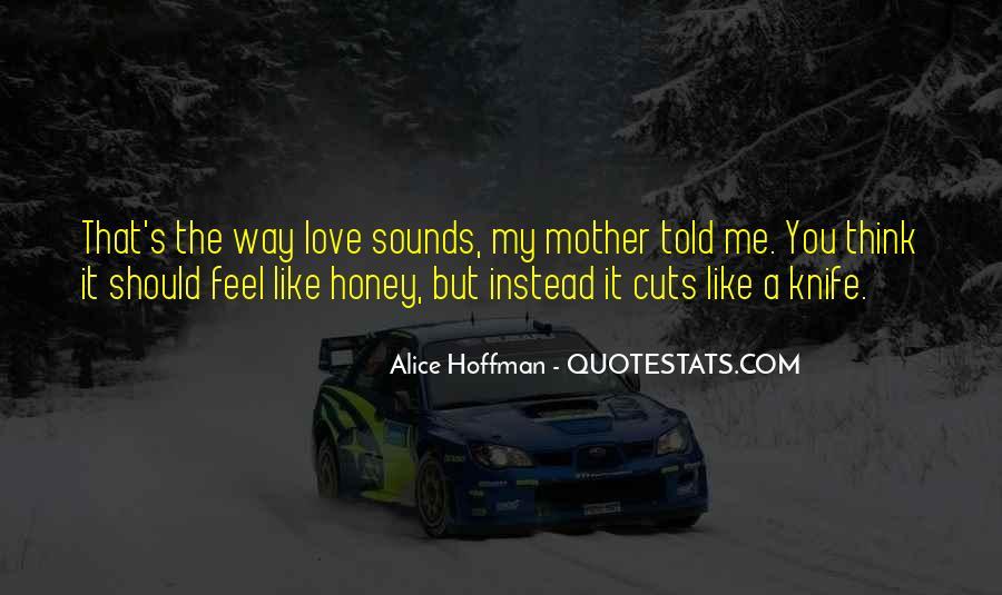Honey's Quotes #55931