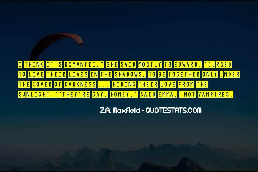 Honey's Quotes #93129