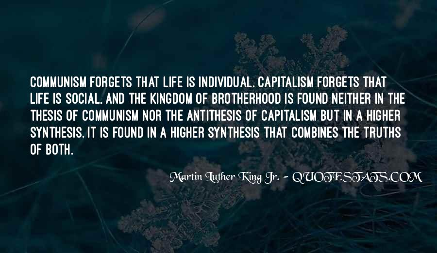 Quotes About Socialism And Communism #1378450