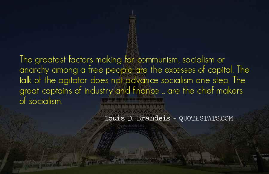 Quotes About Socialism And Communism #1415703