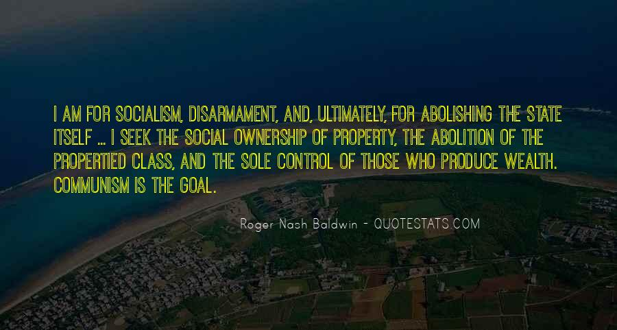 Quotes About Socialism And Communism #1429085