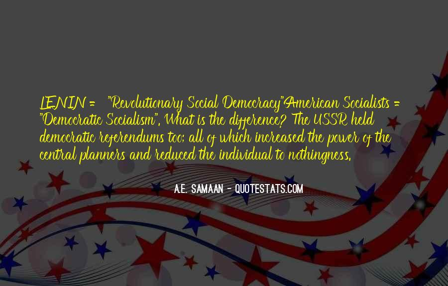 Quotes About Socialism And Communism #1820237