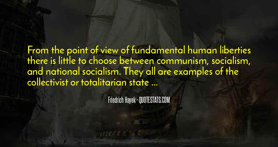 Quotes About Socialism And Communism #272469