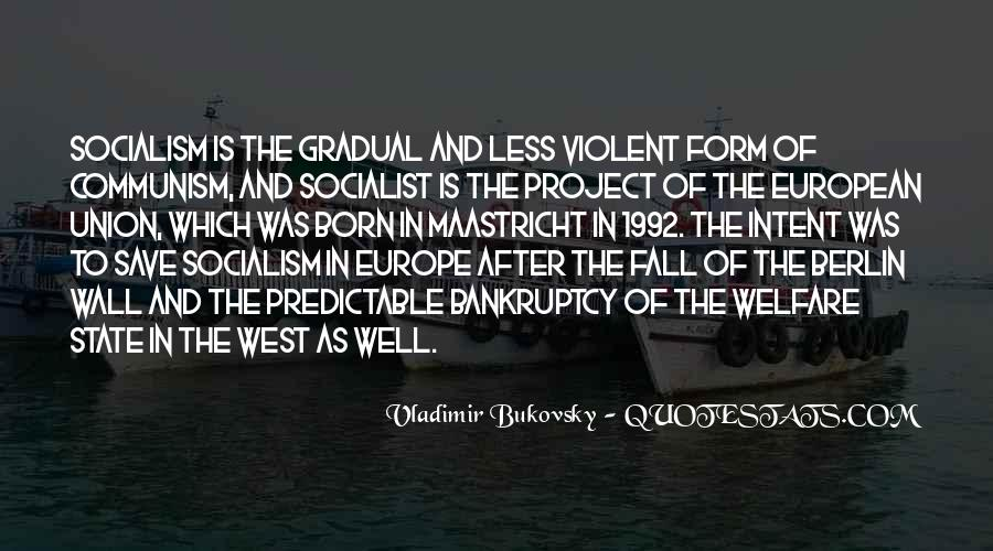 Quotes About Socialism And Communism #743540
