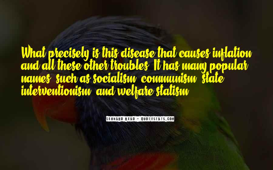 Quotes About Socialism And Communism #989157