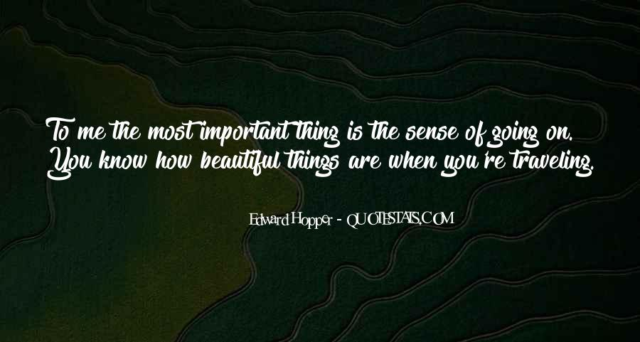 Hopper's Quotes #105928