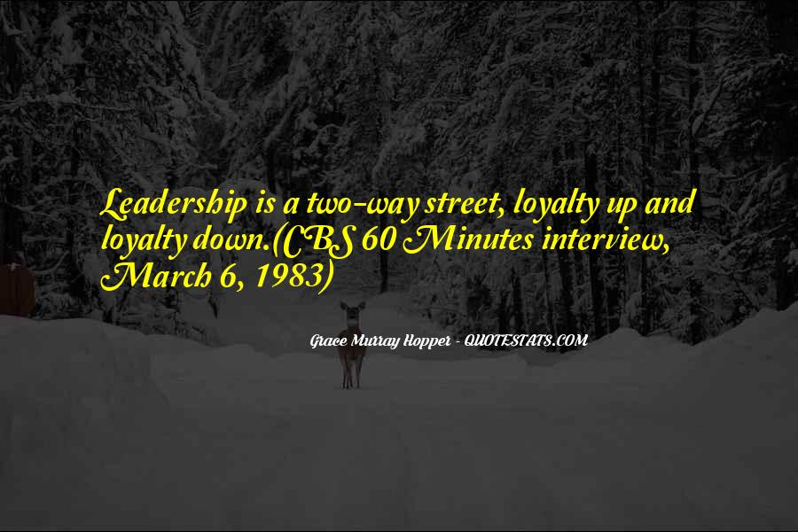 Hopper's Quotes #11539