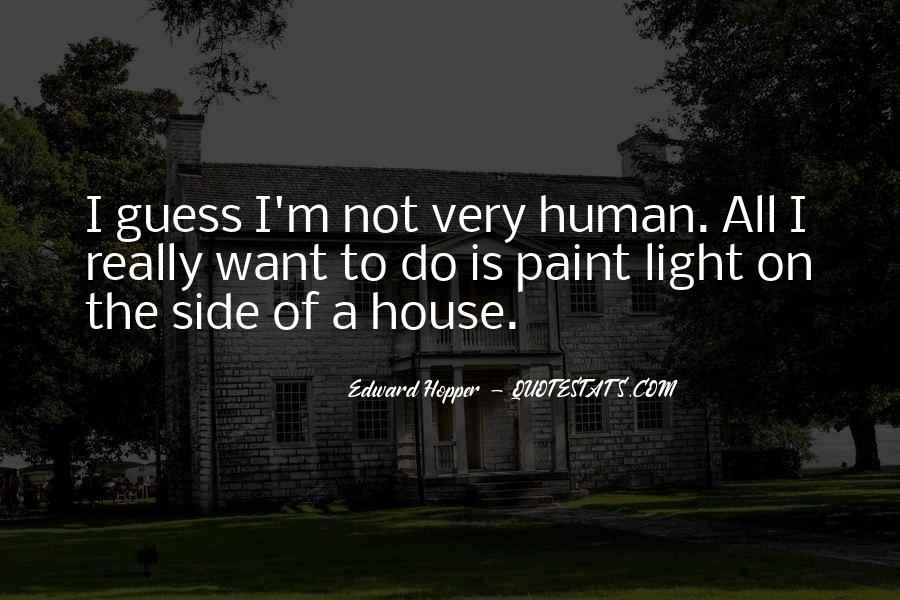 Hopper's Quotes #154474