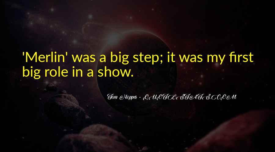 Hopper's Quotes #270123