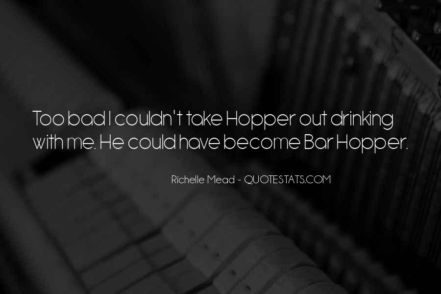 Hopper's Quotes #315694
