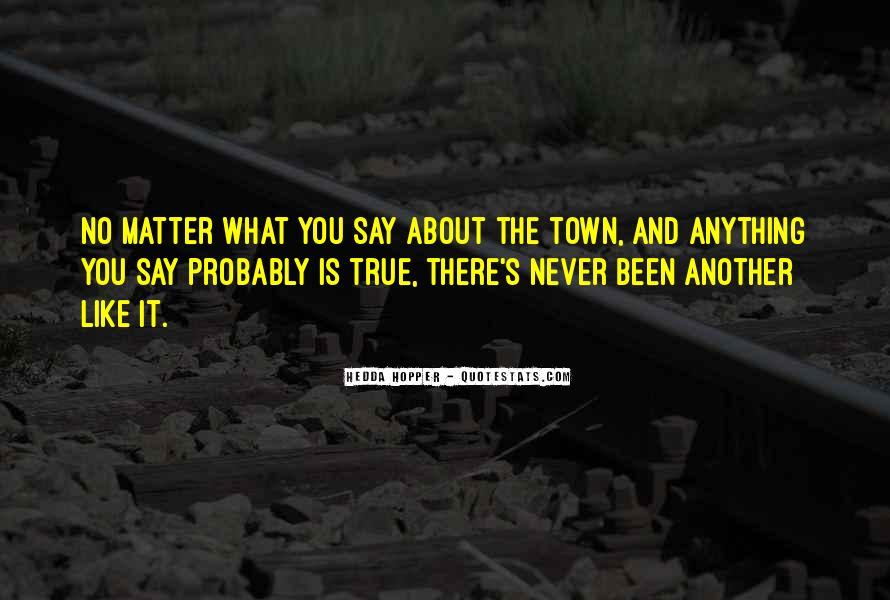 Hopper's Quotes #602583