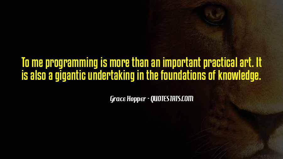 Hopper's Quotes #682967