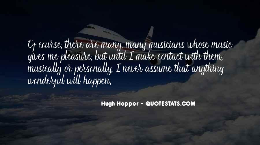 Hopper's Quotes #731074