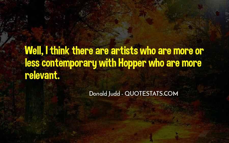 Hopper's Quotes #776255