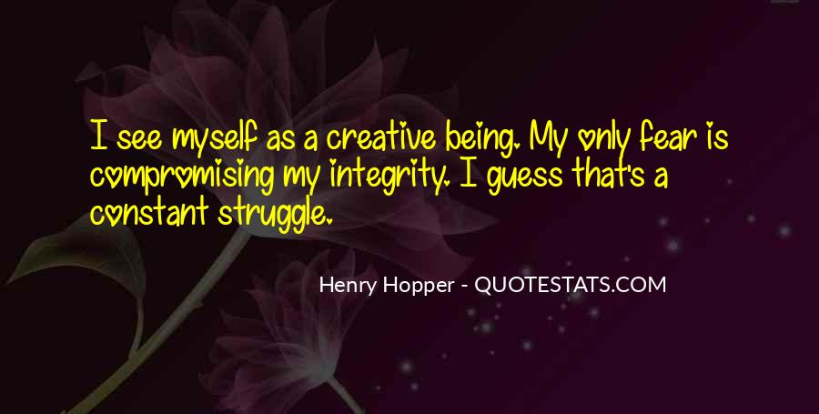 Hopper's Quotes #783665