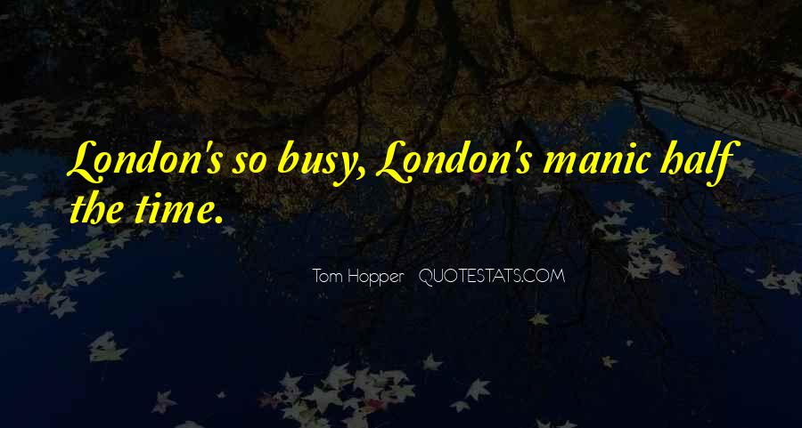 Hopper's Quotes #815787