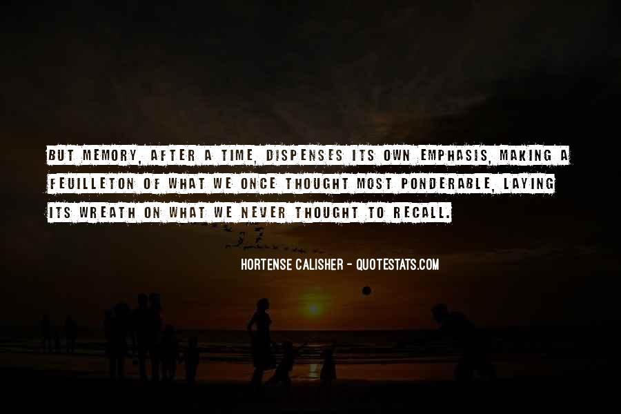Hortense Quotes #1438462