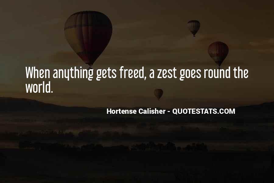 Hortense Quotes #1698668