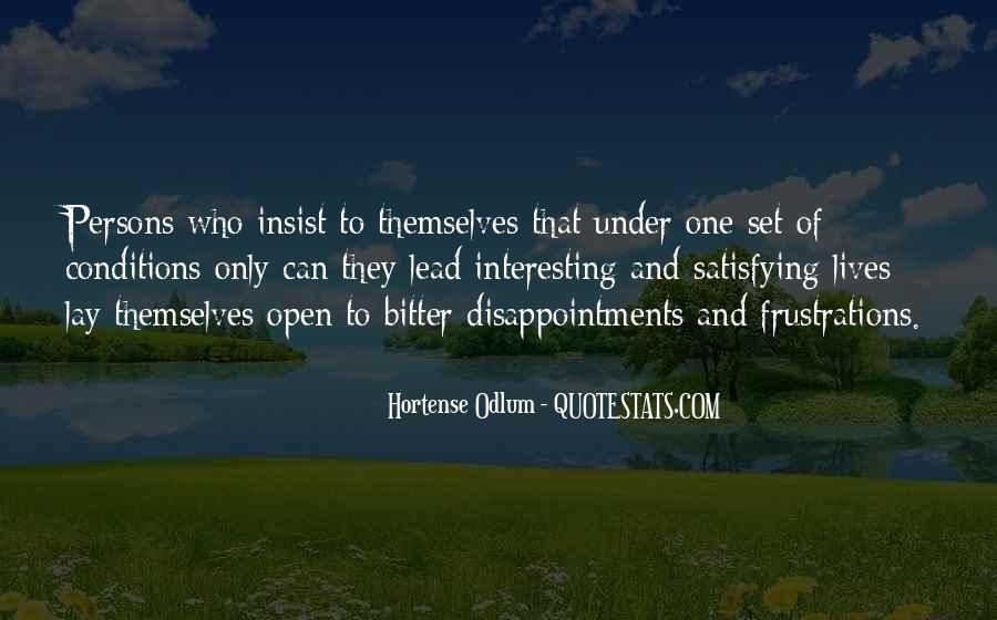 Hortense Quotes #1712306