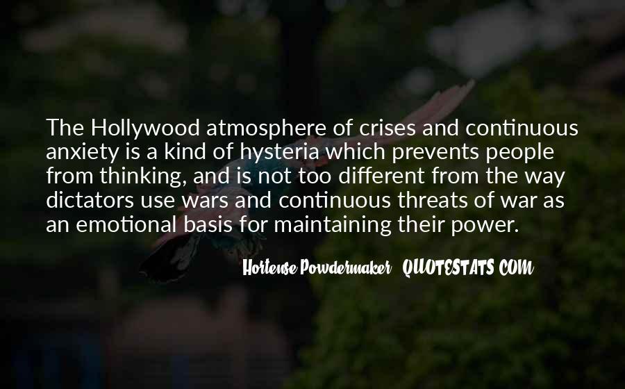 Hortense Quotes #214840