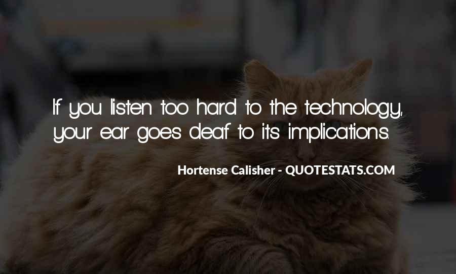 Hortense Quotes #252526
