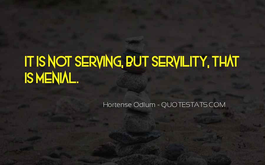 Hortense Quotes #269913