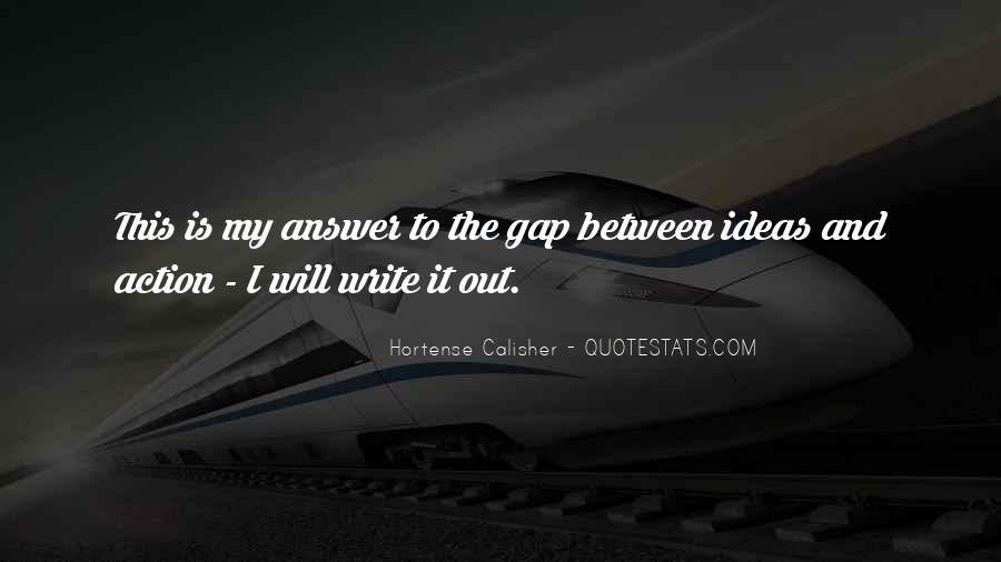 Hortense Quotes #361978