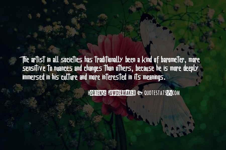 Hortense Quotes #411578