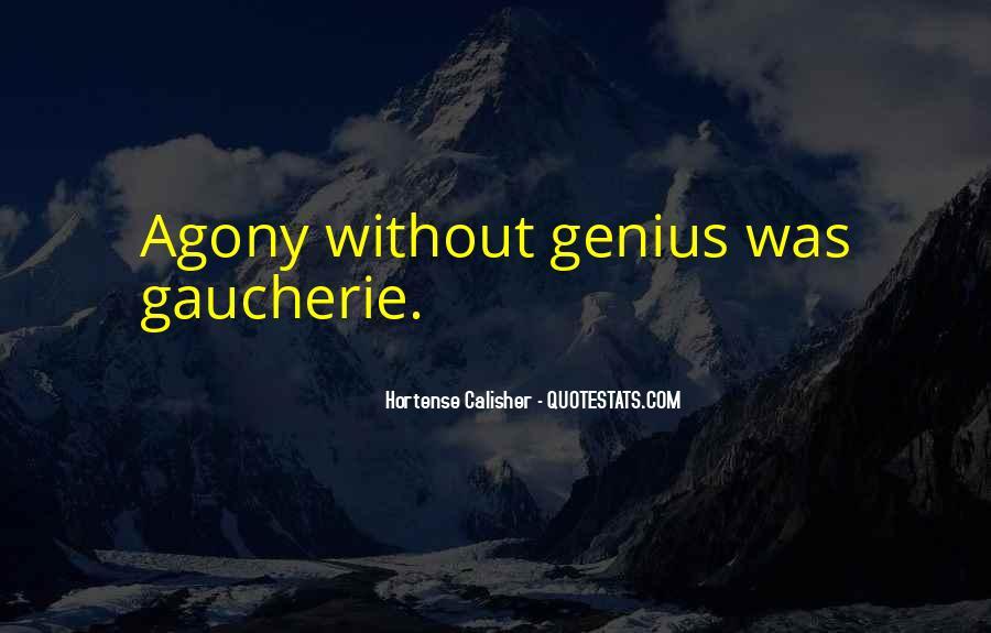 Hortense Quotes #767025