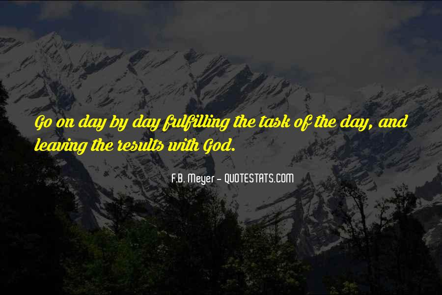 Quotes About Leaving Things Up To God #139355