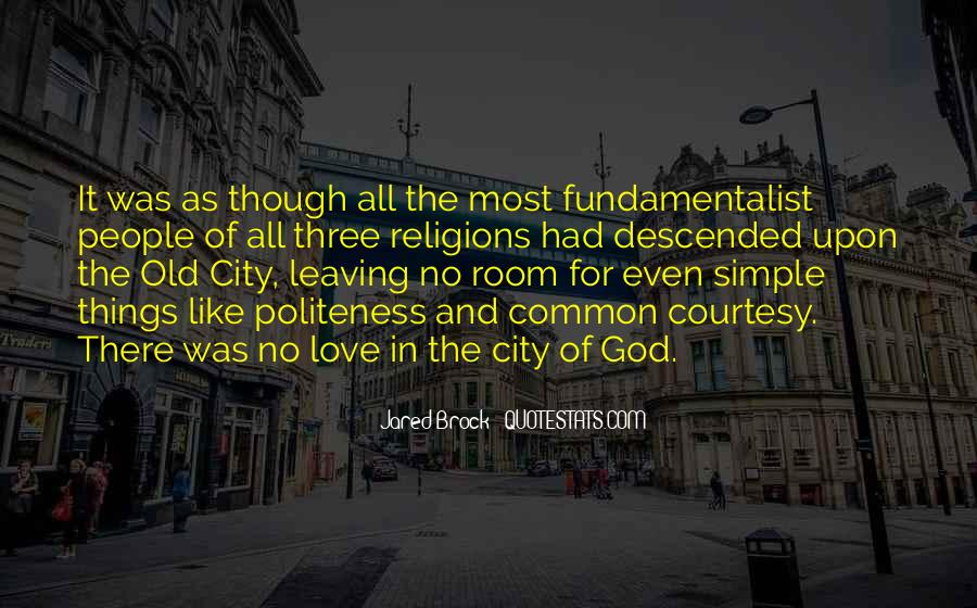 Quotes About Leaving Things Up To God #410587