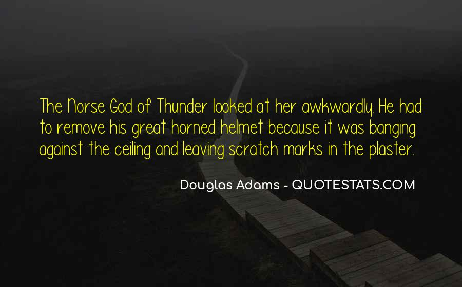 Quotes About Leaving Things Up To God #481511