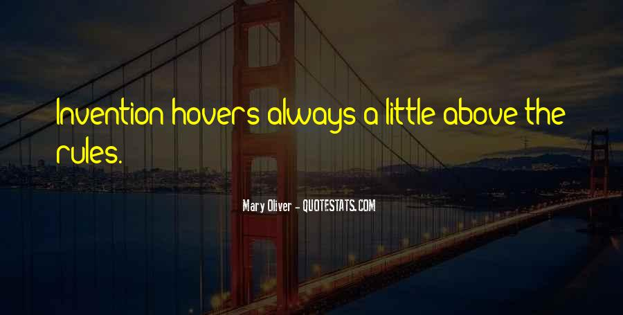 Hovers Quotes #1345120