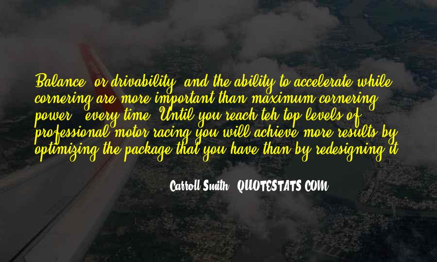 Quotes About Ability And Power #186602
