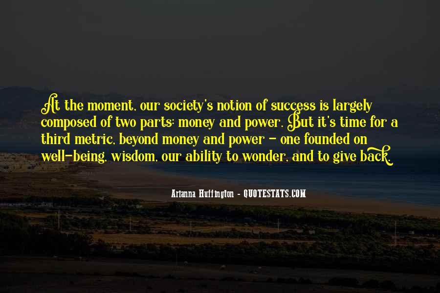 Quotes About Ability And Power #223498