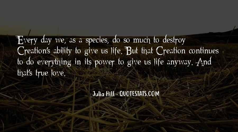 Quotes About Ability And Power #3