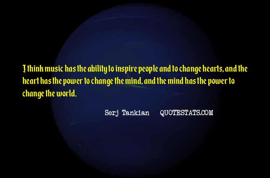 Quotes About Ability And Power #394452