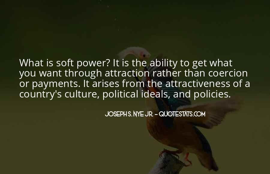 Quotes About Ability And Power #426881
