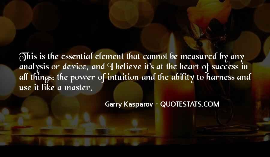 Quotes About Ability And Power #463519