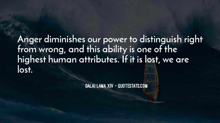 Quotes About Ability And Power #530929