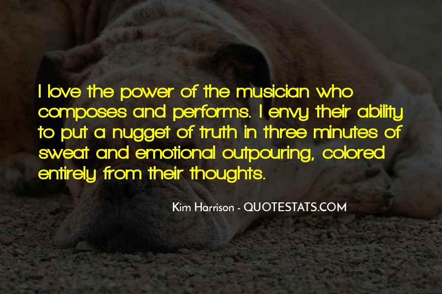 Quotes About Ability And Power #58202