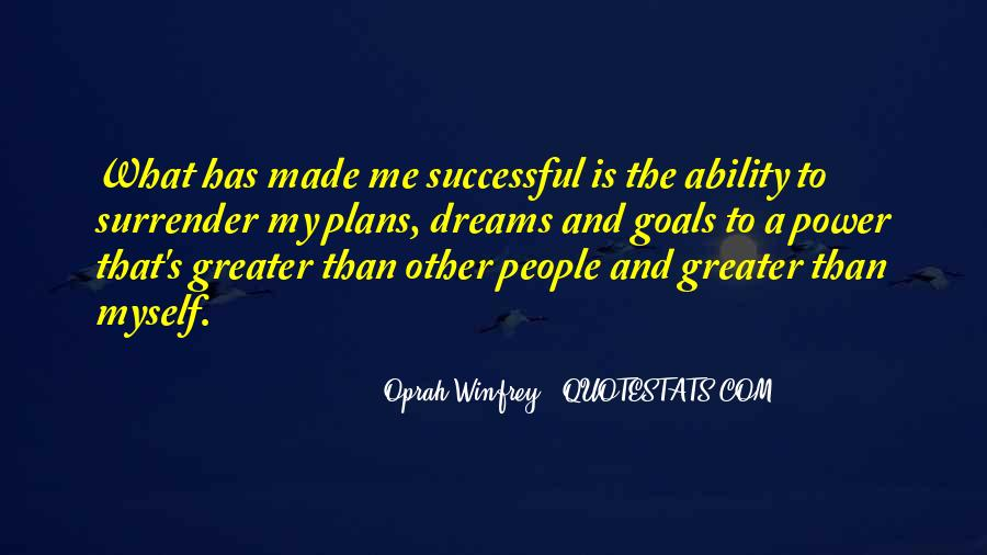 Quotes About Ability And Power #591502