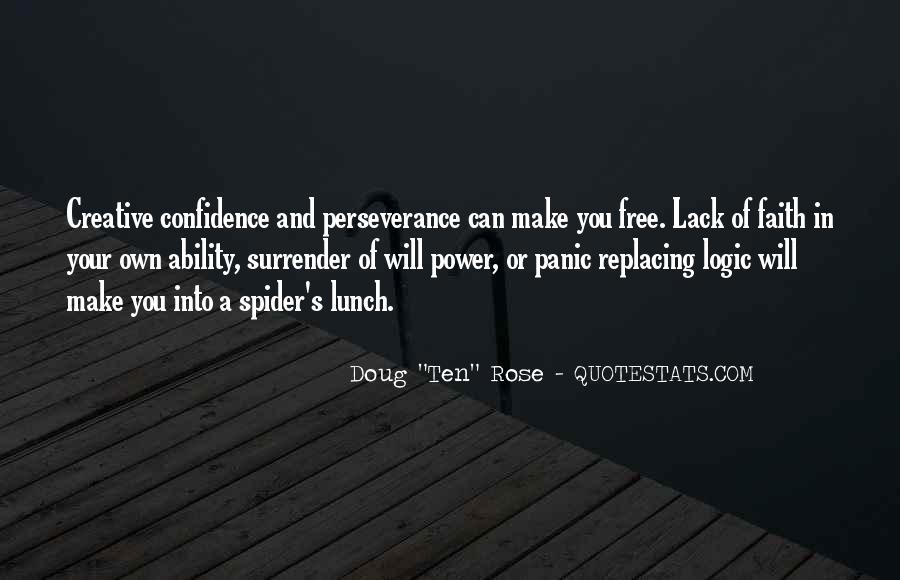Quotes About Ability And Power #777797