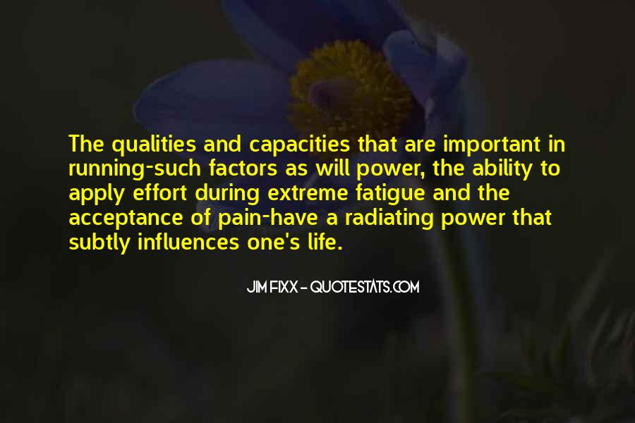 Quotes About Ability And Power #785824