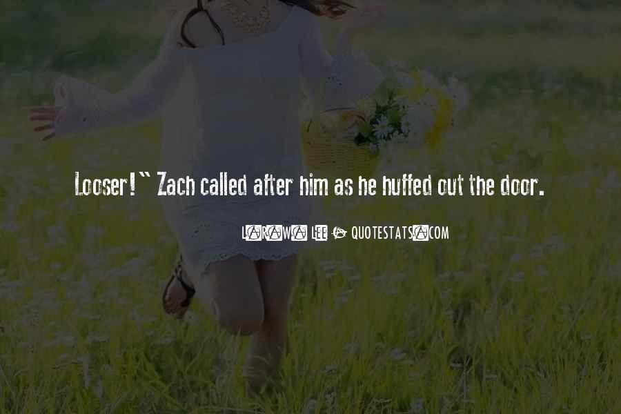 Huffed Quotes #1213977