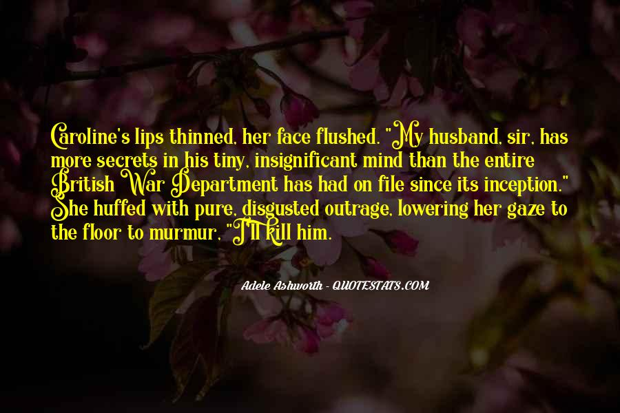 Huffed Quotes #1315310
