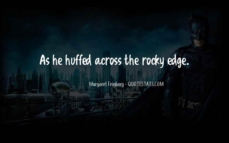 Huffed Quotes #1749943